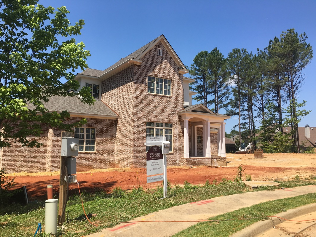 New home in East Lake Auburn, AL