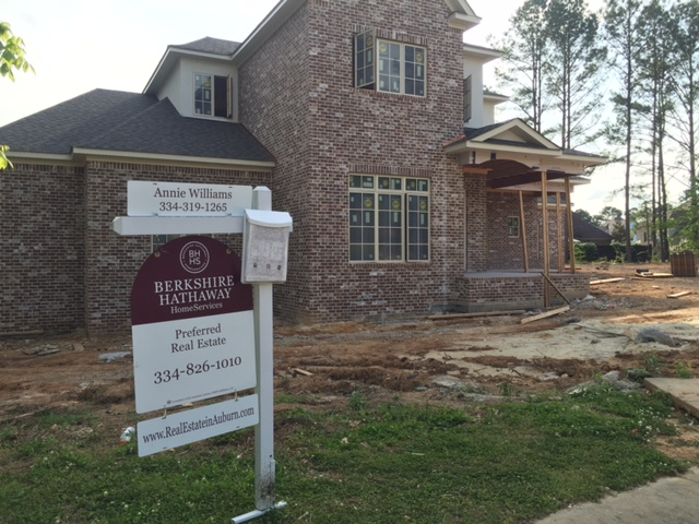 New homes in Auburn, Alabama East Lake Estates
