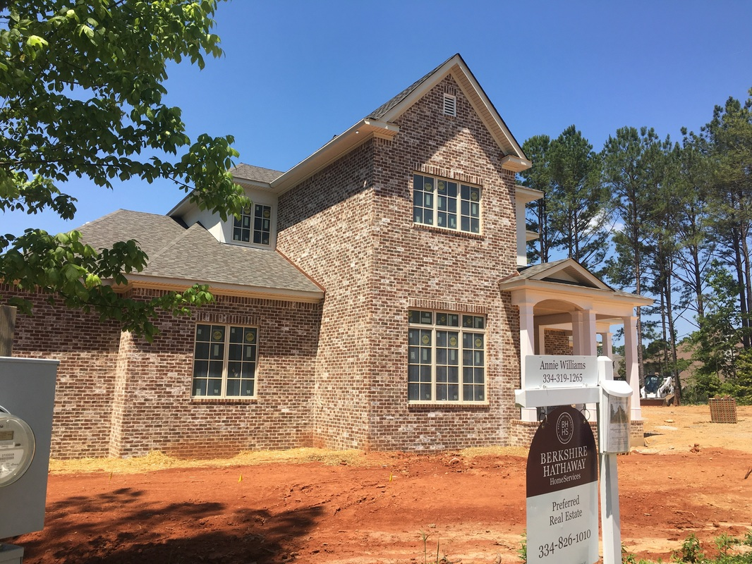 New home construction East Lake Estates Auburn
